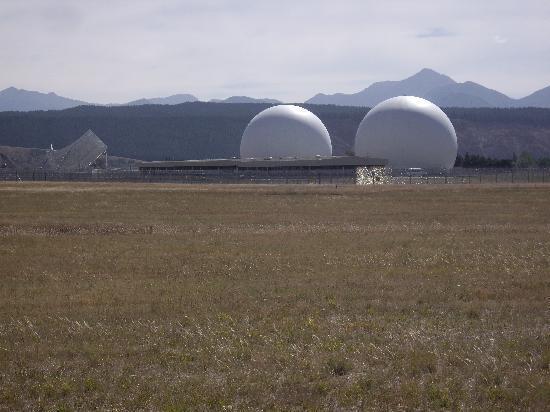 Blenheim, Nieuw-Zeeland: Why is it called Spy Valley then???