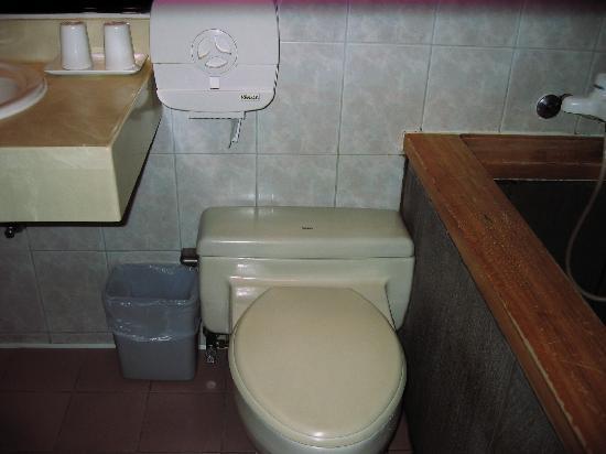 Chyuan Du Spring Resort: Bathroom (2)