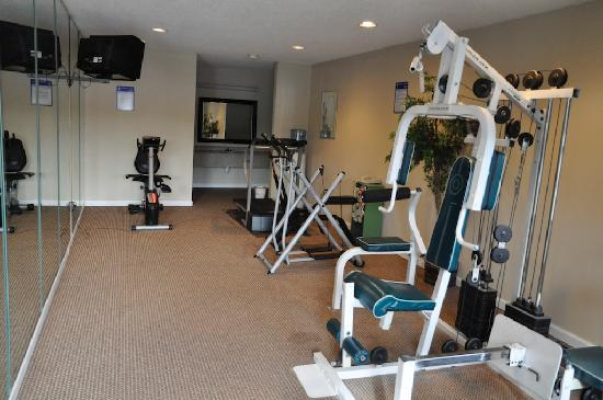 Americas Best Value Inn Hazlehurst : Gym