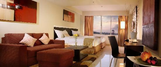 Aston Denpasar Hotel and Convention Center : Studio Room