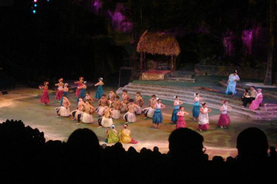 Ha - Breath of Life show - Picture of Polynesian Cultural