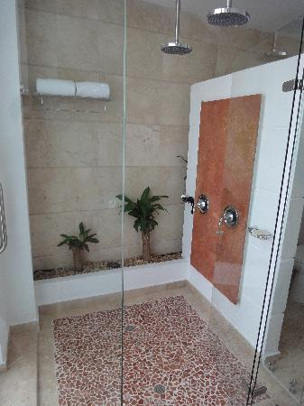Movich Hotel Cartagena de Indias: Room shower