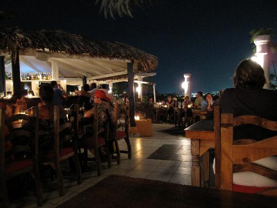 El Gaucho: Restaurant view