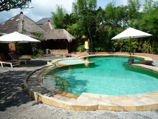 New Pondok Sara Villa: Pool No. 1