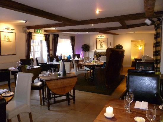 The Kings Hotel Chipping Campden Dining Room
