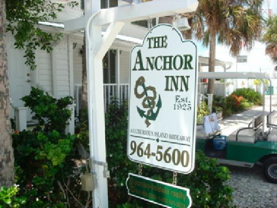 The Anchor Inn : You found it.