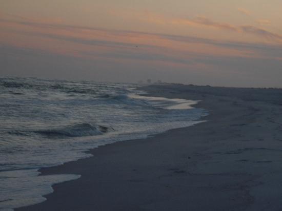 Sunset on Navarre Beach