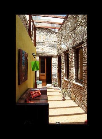 Via Garibaldi 120 Charming BB : Living Room