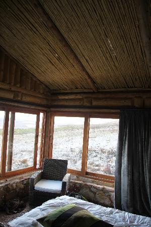 KolKol Mountain Lodge: Main Bedroom