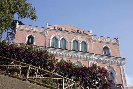 Hotel Capri : Frontal