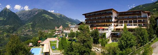 Scena, Italia: Hotel Taushof