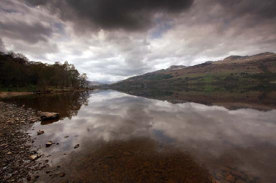 The Old Bank : Loch Tay