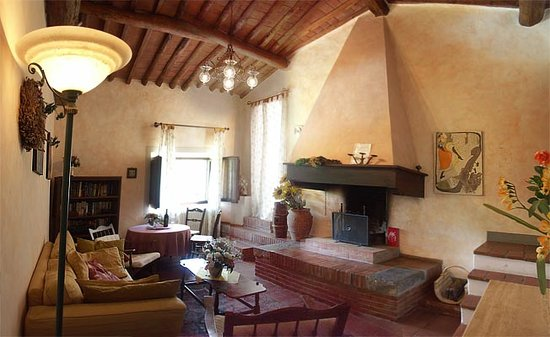 "Poderi Val Verde: ""Bellavista"" - livingroom"