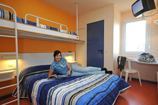 Hotel Mister Bed Metz : Chambre