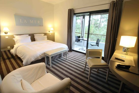 Hotel 202: Chambre Double