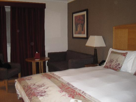Blaby Westfield House Hotel: View of room