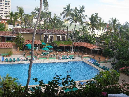 Hotel Playa Mazatlan: Main pool