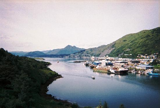 A Bayview Inn: Kodiak Bay Fisheries and Marina