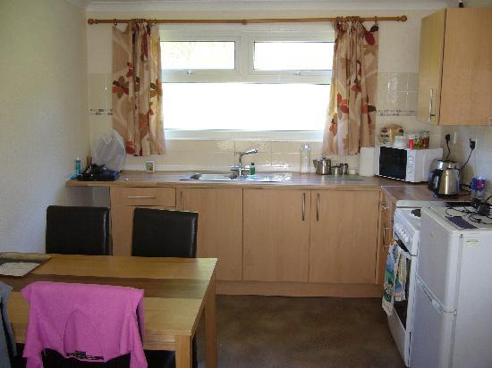 St Minver, UK: Kitchen