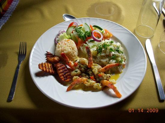 Gee's Bon Manje: Creole Cuisine