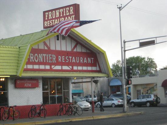 Restaurants Near New Mexico Natural History Museum