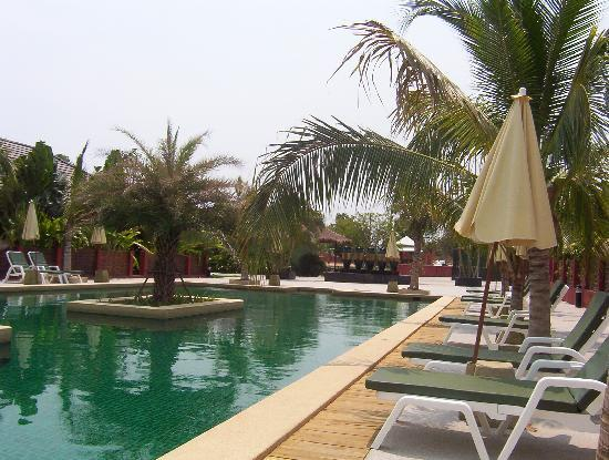The Residence Hua Hin: Main Pool