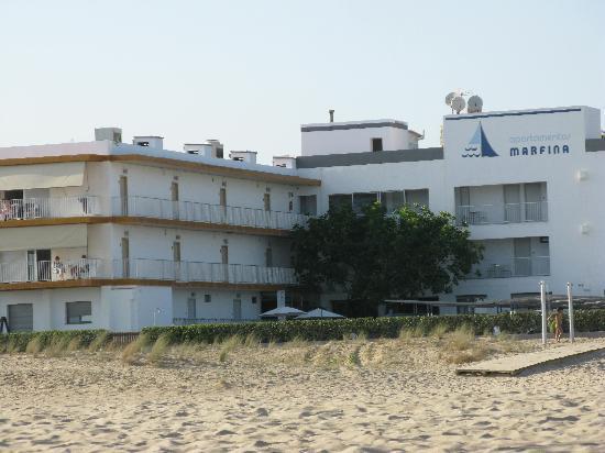 Apartamentos Marfina: apartamenty