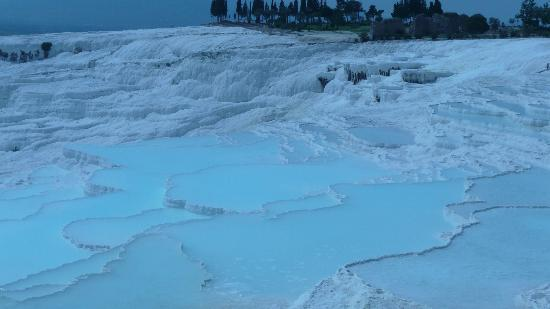 Club Med Kemer: excursion a pammukale