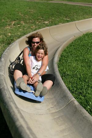 Chestnut Mountain Resort: Alpine Slide