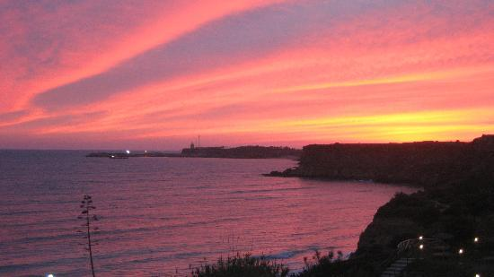 Hipotels Flamenco Conil: Sunset
