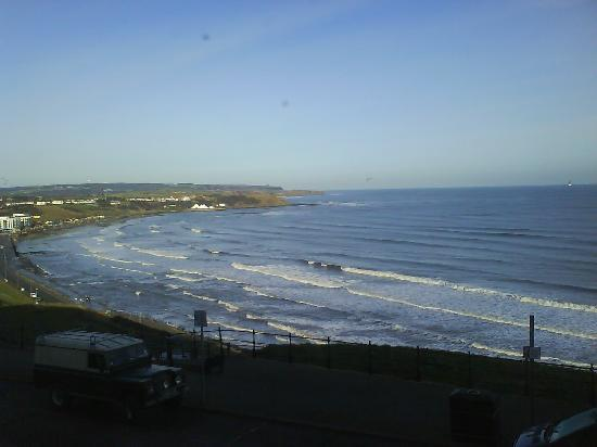 Greno Guesthouse: What a view !