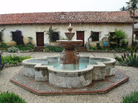Monte Verde Inn : Carmel Mission is also worth a visit