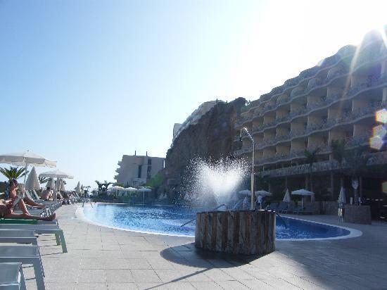 Paradise Valle Taurito: pool area