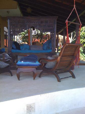 Anamaya Resort & Retreat Center: yoga deck, how I miss you and practicing in the full moon