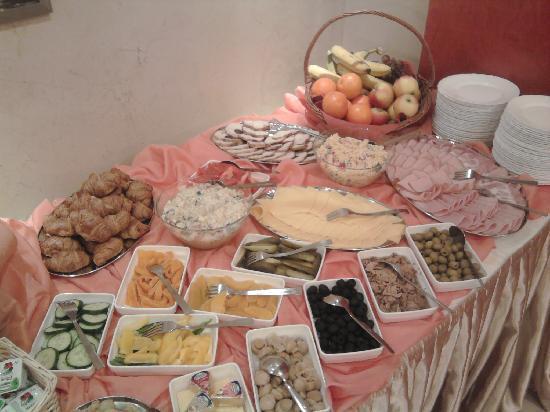 Hotel Kazimierz II: Breakfast