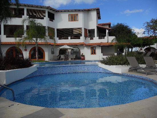 Sugar Cane Club Hotel & Spa : Lovely Pool