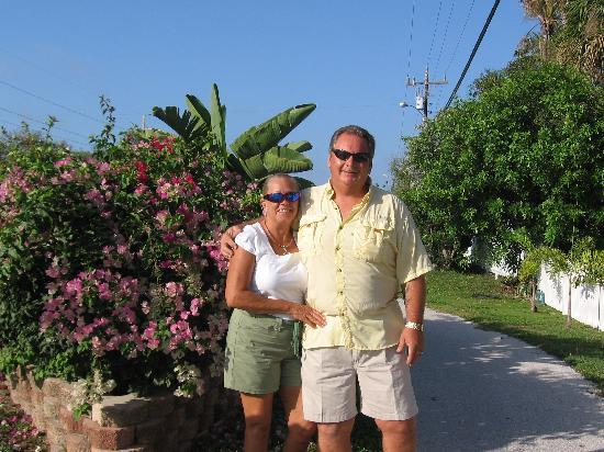 Sands of Islamorada Hotel: Great Hosts