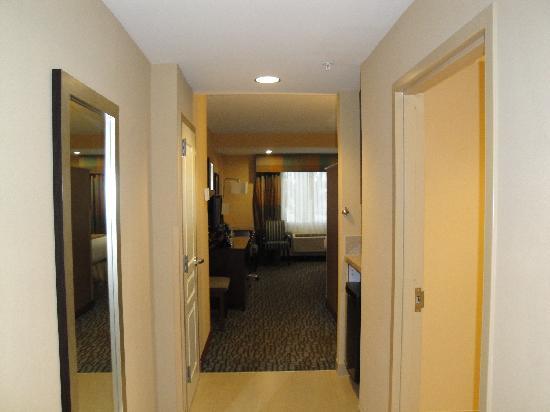 Holiday Inn Express - Jacksonville Beach : Entrance