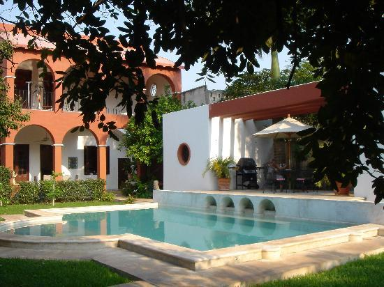 Casa Santiago: The pool was divine