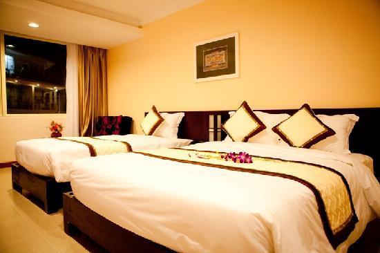 Hue Smile Hotel: Huesmile Deluxe Room