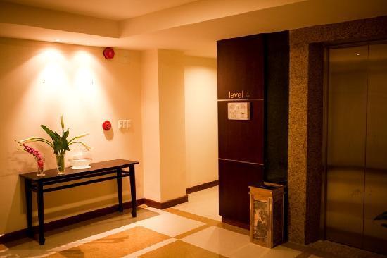 Hue Smile Hotel: Hotel interior