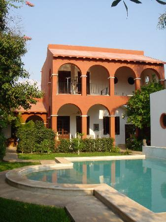 Casa santiago prices b b reviews merida mexico for Hotel casa de los azulejos tripadvisor