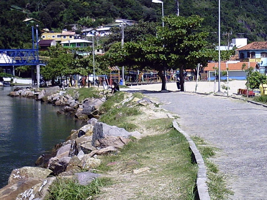 Florianopolis, SC: Barra do lagoa