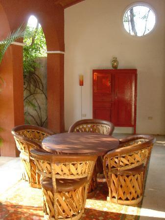 Casa Santiago: A cosy nook