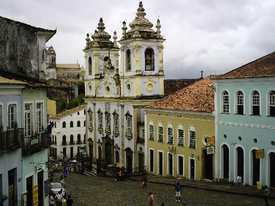 State of Bahia: Pelourinho,bahia,set.2008