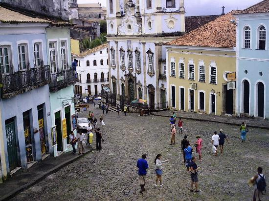 State of Bahia: Pelourinho, bahia, set.2008