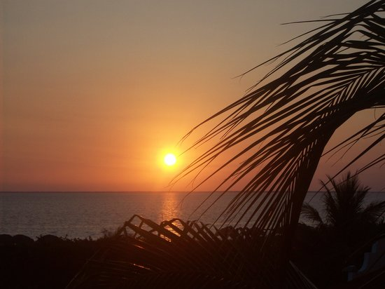 Paradisus Princesa del Mar Resort & Spa: Sunrise From Our Balcony