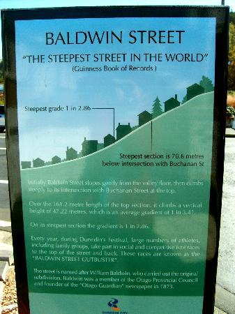 All the info about Baldwin Street