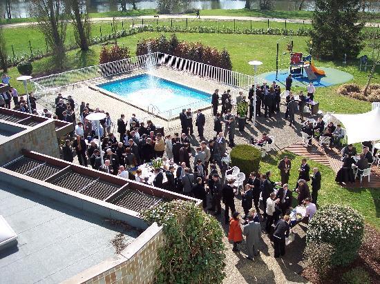 Hotel Novotel Le Mans : notre reunion Résidentiels