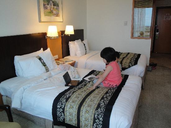 Holiday Inn Melaka: Room view 1